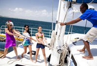 Happy Hour Sail and Snorkel in Aruba with Optional Snuba image 1