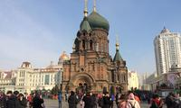 Harbin City History and Local Culture Private Day Tour Including Lunch