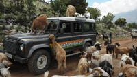 Full-Day Land Rover Safari from Heraklion with Breakfast and Lunch