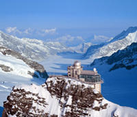 Jungfraujoch: Top of Europe Day Trip from Zurich