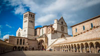 Full-Day Private Tour to Perugia and Assisi from Siena