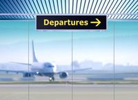 Shared Departure Transfer: Samaná and Las Terrenas Hotels to El Catey International Airport