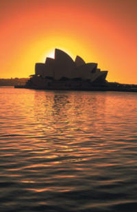Sydney Opera House and Opera Australia Dinner Package