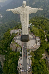 Corcovado Mountain, Christ Redeemer and Sugar Loaf Mountain Day Tour
