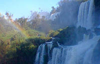 Day Trip to the Argentinian Side of Iguassu Falls from Foz do Iguaçu