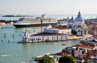 Venice Private Departure Transfer by Water Taxi: Central Venice to Cruise Port Private Car Transfers