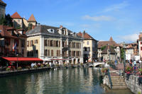 Annecy Half Day Tour from Geneva
