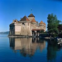 Montreux, Château de Chillon, and Chaplin