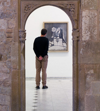 Barcelona Walking Tour: Picasso and Picasso Museum