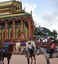 Countryside Horseback Riding from Siem Reap
