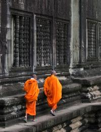 Private Tour: Buddhist Blessing Ceremony and Pagoda Tour from Siem Riep