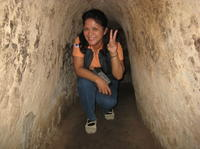 Private Tour: Cu Chi Tunnels and Cao Dai Temple Full-Day Tour from Ho Chi Minh City