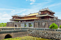 Private Tour: Hue City Sightseeing Including Imperial City, Royal Tombs and Perfume River Cruise