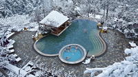 Private Tour to Forbidden City and FengShan Hot Spring Spa plus Hot Pot Dinner