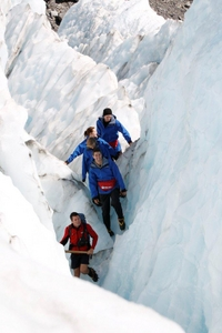 Small-Group Franz Josef Glacier Walk