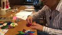 Origami Lessons in Nagoya