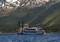 Picture of Lake Tahoe's Emerald Bay Cruise on M.S. Dixie II