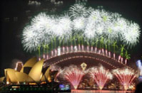 New Year's Eve Cocktail Cruise on Sydney Harbour by Catamaran