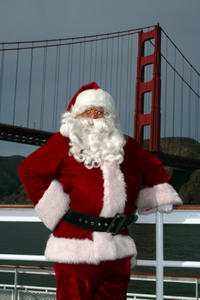 Holiday Brunch Cruise with Santa Claus on San Francisco Bay Picture