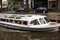 Amsterdam Canals Pizza Cruise - Amsterdam, Netherlands