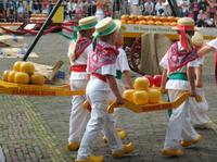Alkmaar Cheese Market and Dutch Windmills Half-Day Trip from Amsterdam - Amsterdam, Netherlands