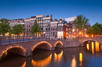 Amsterdam Canals Dinner Cruise - Amsterdam, Netherlands