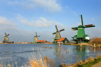 Amsterdam Shore Excursion: Zaanse Schans Windmills, Marken and Volendam Half-Day Trip - Amsterdam, Netherlands