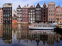 Amsterdam Sightseeing Tour and Skip-the-Line Ticket to the Anne Frank House - Amsterdam, Netherlands
