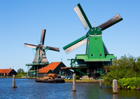 Amsterdam Super Saver 2: Windmills, Delft, The Hague and Madurodam Day Trip