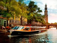 Amsterdam Canal Cruise with Fast-Track Ticket