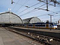 Private Departure Transfer: Amsterdam Train Station - Amsterdam, Netherlands