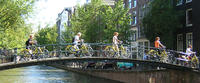 Small-Group Amsterdam Bike Tour - Amsterdam, Netherlands