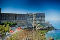 Picture of Dubrovnik Super Saver: Old Town Walking Tour plus Sea Kayak and Snorkeling