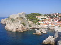 Dubrovnik Super Saver: Old Town Walking Tour plus Sea Kayak and Snorkeling