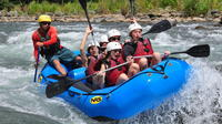 Whitewater Rafting on the Savegre River from Jacó