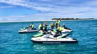 Gold Coast Jet Ski Safari with Optional Stradbroke Island Upgrade, Surfers Paradise Jet Boating & Jet Skiing