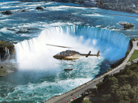 Private Niagara Falls Honeymoon Helicopter Flight