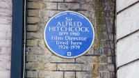 The Alfred Hitchcock Walk in London