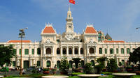 Ho Chi Minh City Tour Including Presidential Museum and Cholon