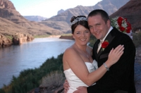 Grand Canyon West Rim Helicopter Wedding