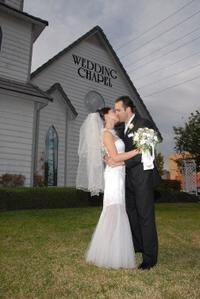 Las Vegas Wedding at A Special Memory Wedding Chapel