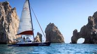 Luxury Sunset Sailing Cruise in Los Cabos with Open Bar and Contemporary Music