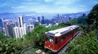 Peak Tram Sky Pass: Tram Ticket, Hong Kong Sky Tour and Sky Terrace 428 Entry
