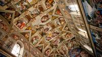 Off limits Vatican tour with Private access to the Sistine Chapel