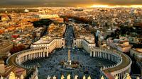 Sunrise Vatican Private Tour
