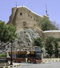 Big Bus Muscat Hop-On Hop-Off Tour