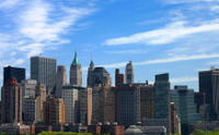 New York City Guided Sightseeing Tour by Luxury Coach