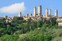 Siena and San Gimignano Small Group Day Trip from Florence