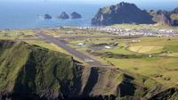 20-Minute Vestmannaeyjar Islands Sightseeing Flight from South Iceland