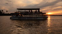 Sunset Cruises on the Zambezi River from Victoria Falls